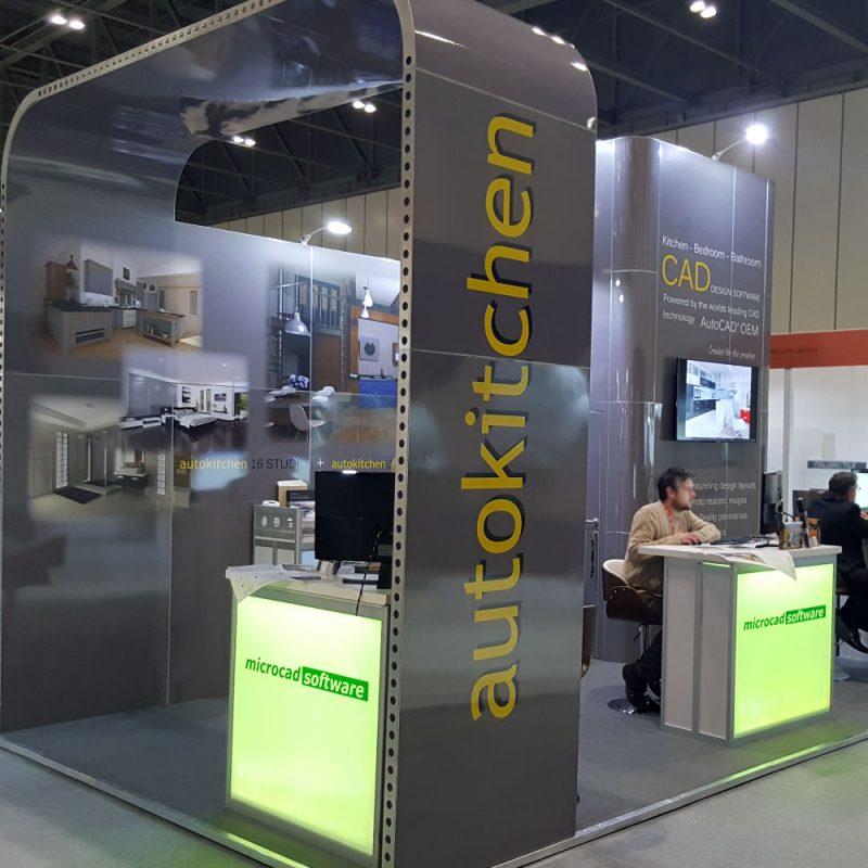 Mercer Exhibitions Exhibition Stand Design Lancashire