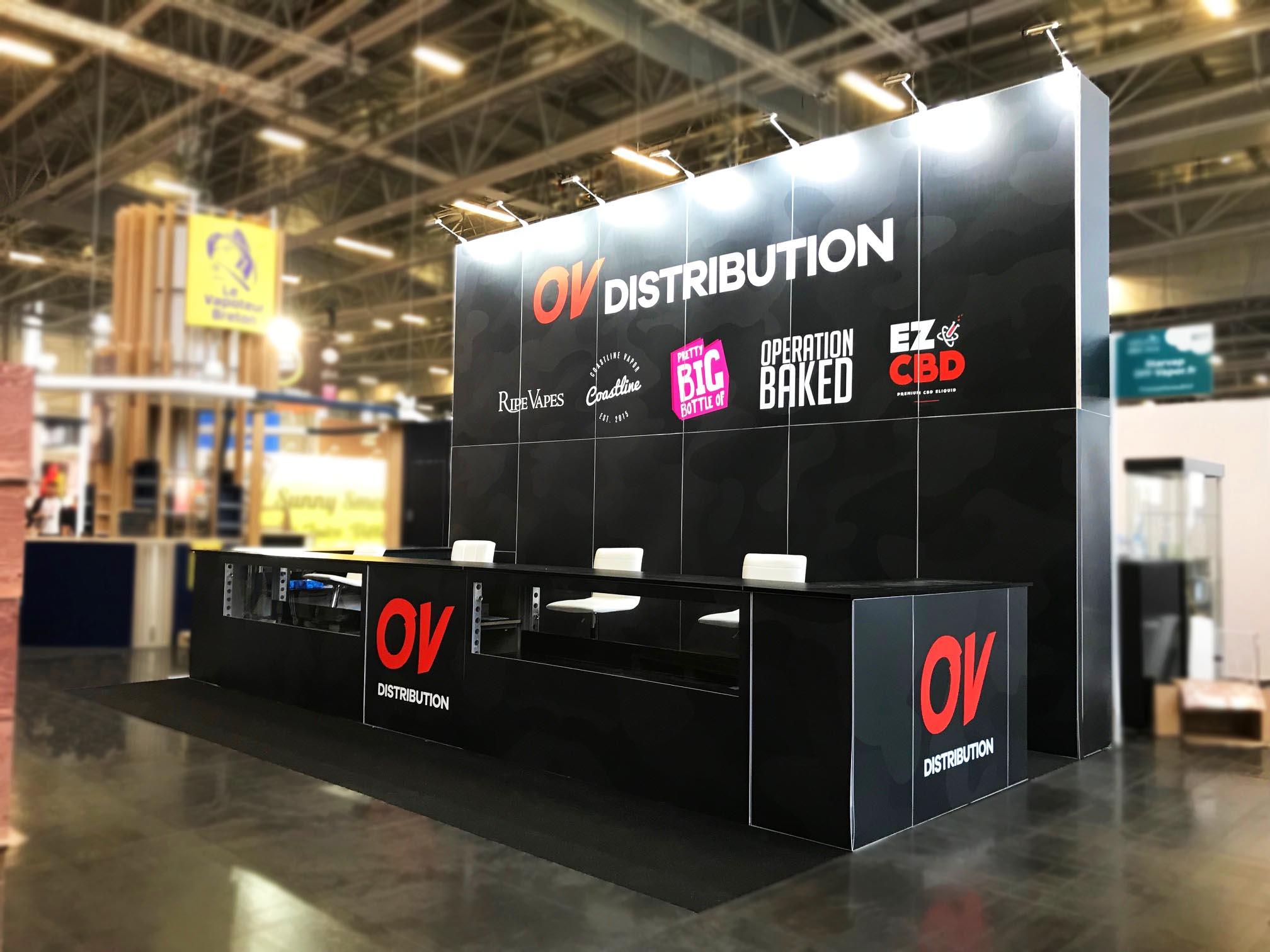 Operation Vape - VapExpo France | Mercer Exhibitions